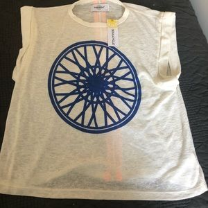 NWT SoulCycle Muscle Tee Size Small